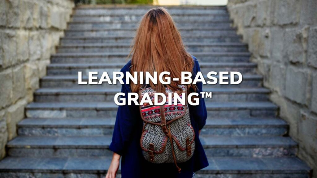 Learning-Based Grading, Stepping Towards a More Equitable Gradebook
