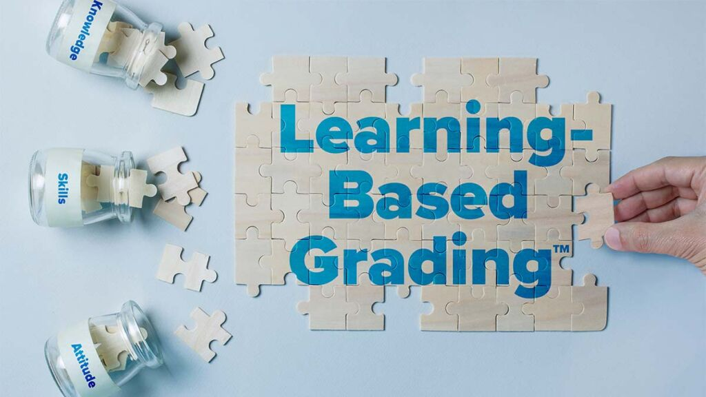 So, What Is Learning-Based Grading?